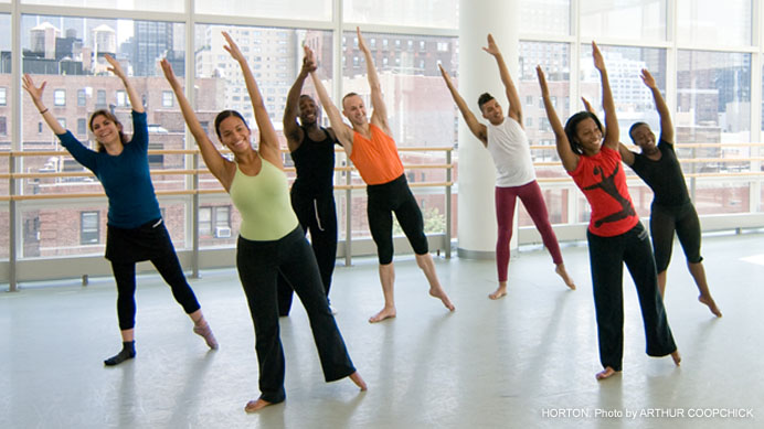 Public Classes at Ailey