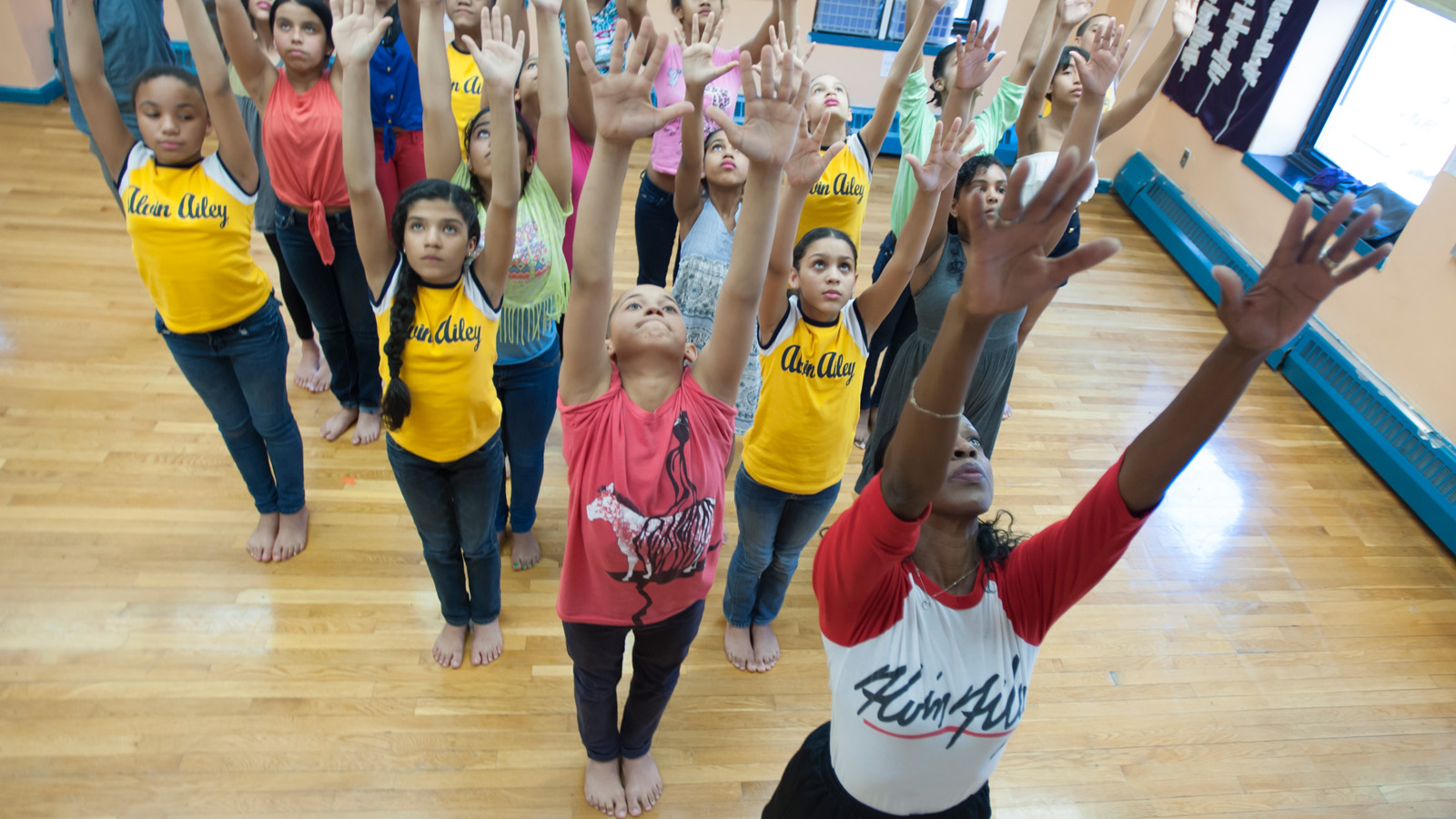 Arts in education community programs alvin ailey american dance aileys arts in education community programs aie represents a vital component of alvin aileys original vision since 1992 aie has given over 100000 malvernweather Images
