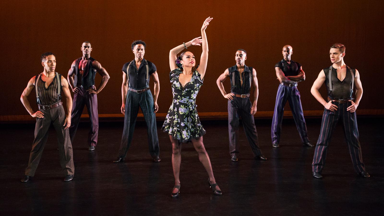 Paul Taylor Dance Company Tour