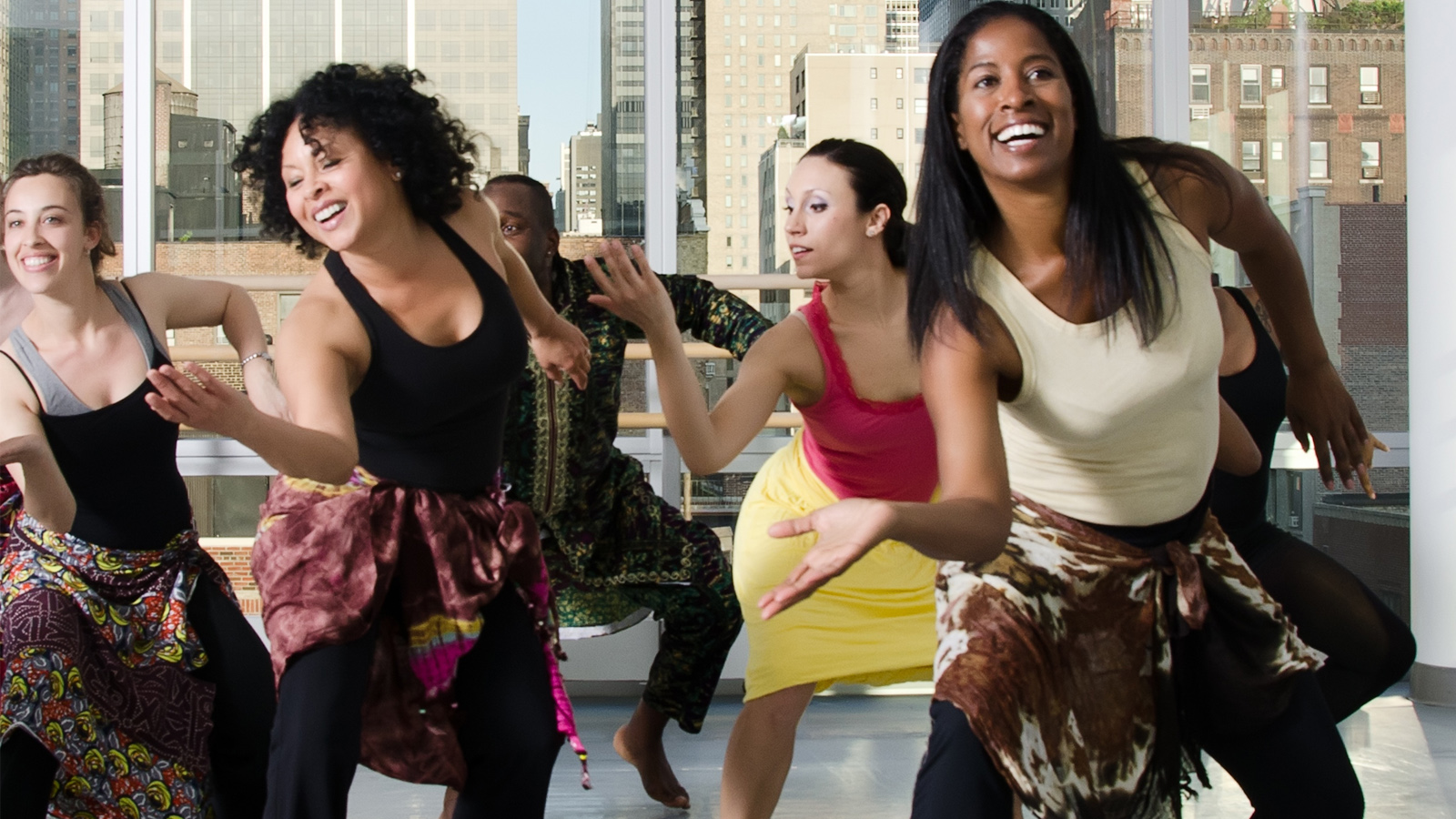 Dance Amp Fitness Classes Alvin Ailey American Dance Theater