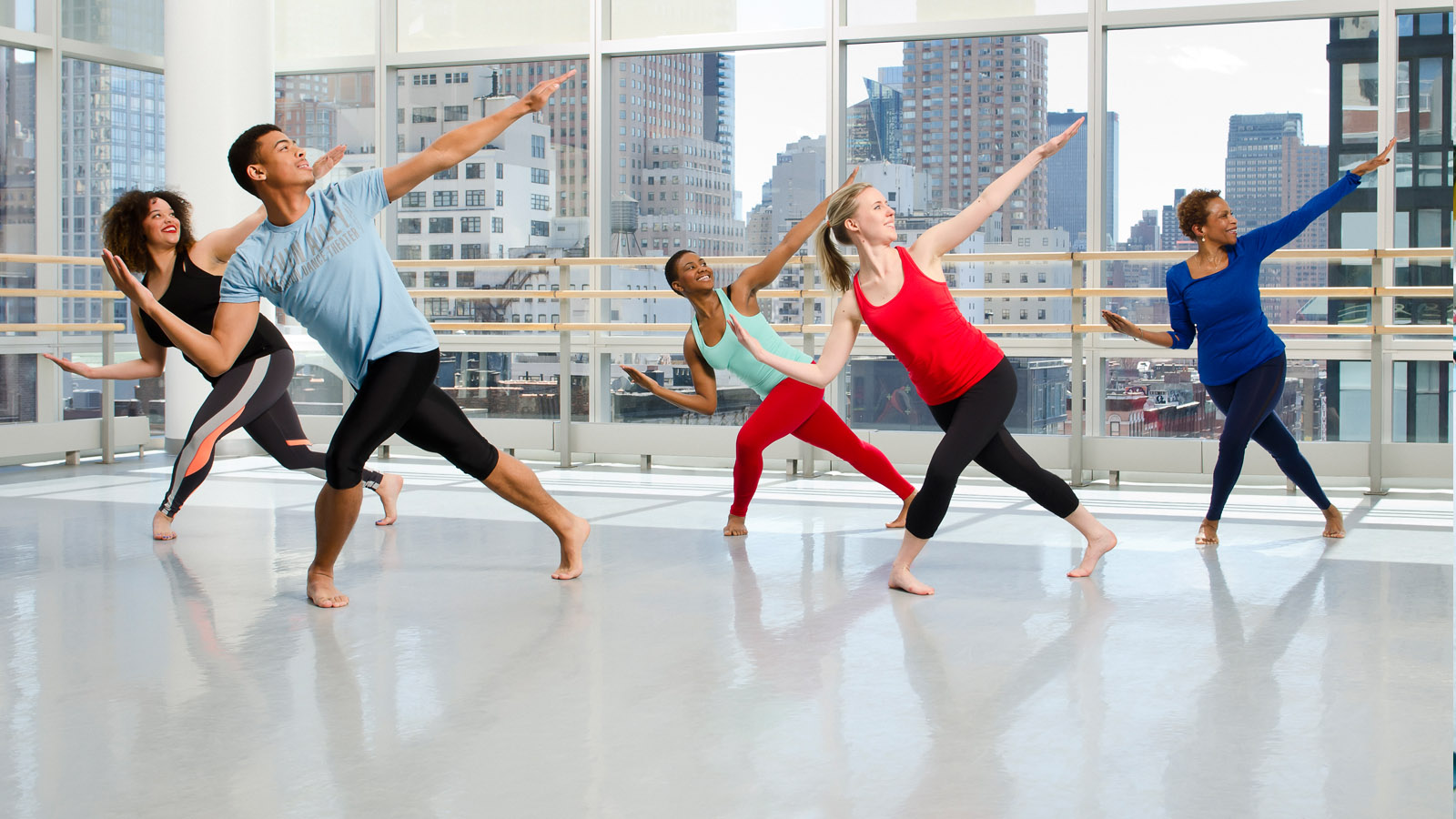 Dance & Fitness Classes | Alvin Ailey American Dance Theater