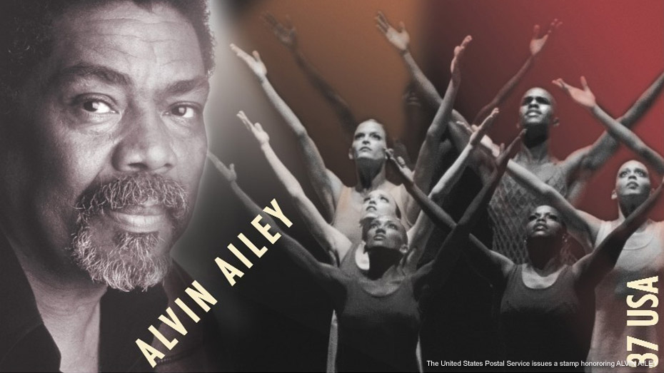 Alvin ailey history leading up to