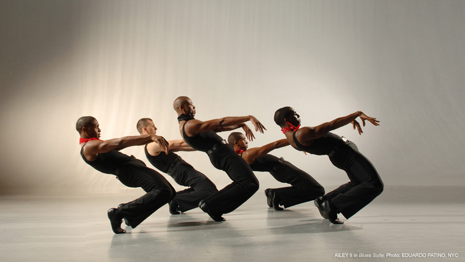 Analyse the choreographic style of alvin