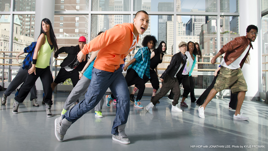 how to learn to dance hip hop for beginners