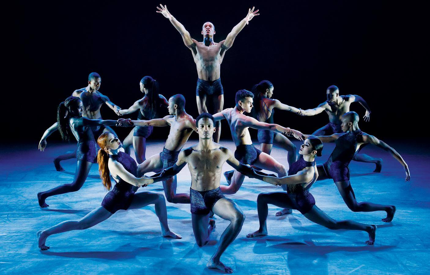 Ailey II in Breaking Point, photo by Kyle Froman