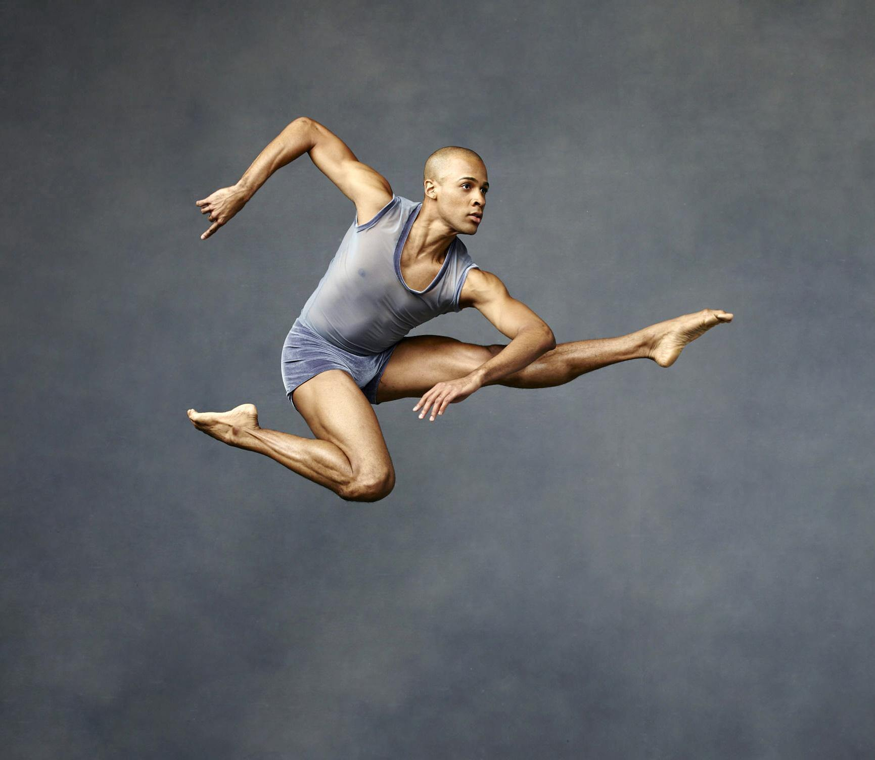 Yannick Lebrun, photo by Andrew Eccles