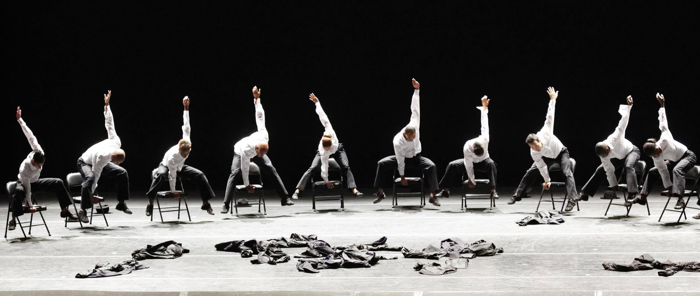 Minus 16 Alvin Ailey American Dance Theater
