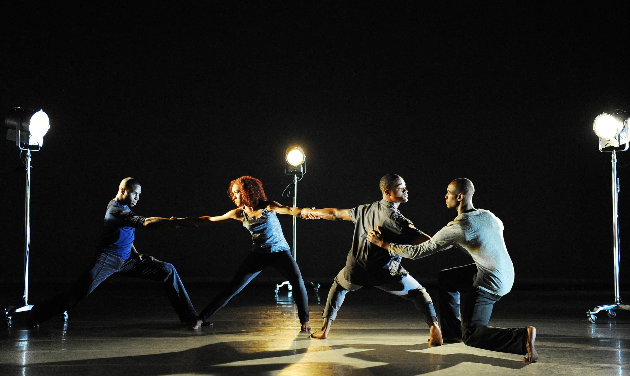 ailey single guys Alvin ailey american dance theater's 2017 atlanta engagement  robert battle's powerful and thrilling work for six men revelations, alvin ailey's signature.