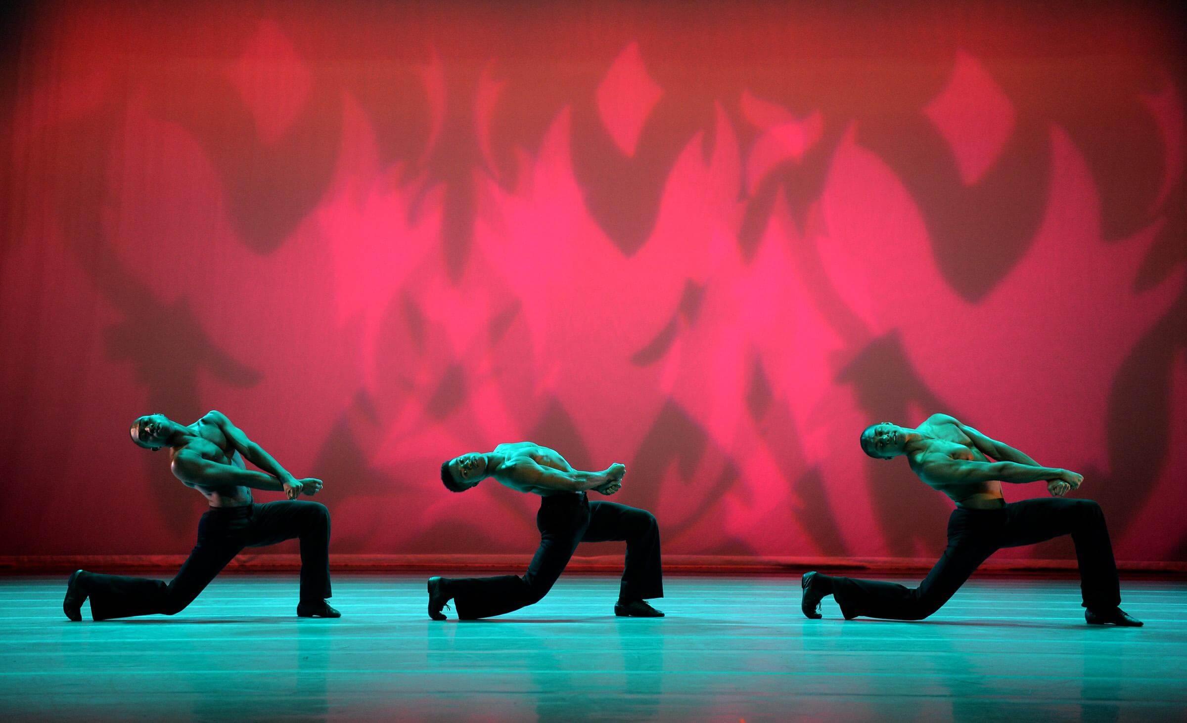 choreographer of revelations
