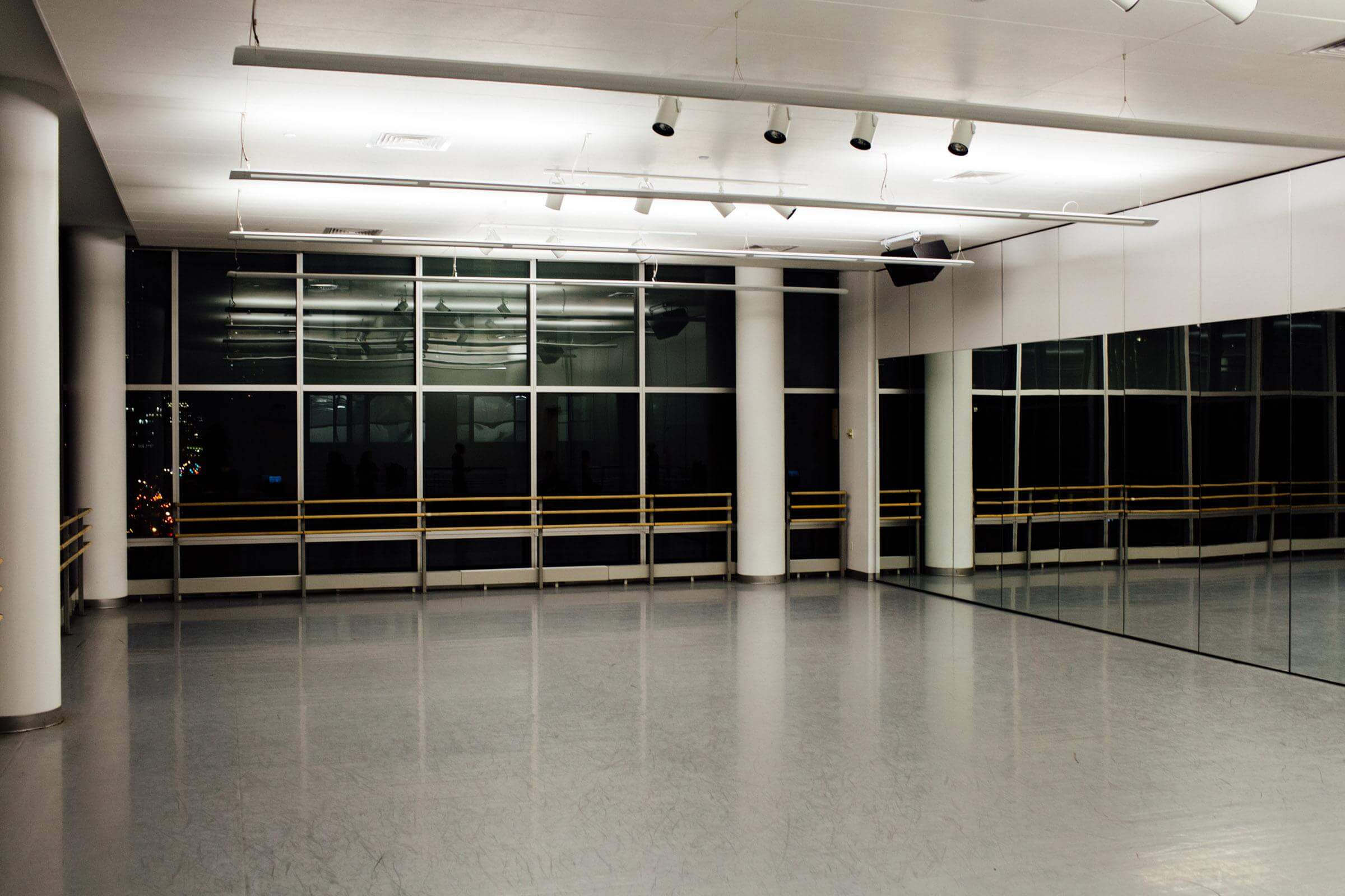 Rent Our Space Alvin Ailey American Dance Theater Black Box Stage Diagram Would Need To Be Larger